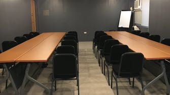 Symphony's Semi-class room arrangement