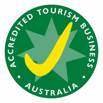 #Ficifolia Lodge is a South Australia accrediated business with the Tourism Council of Australia