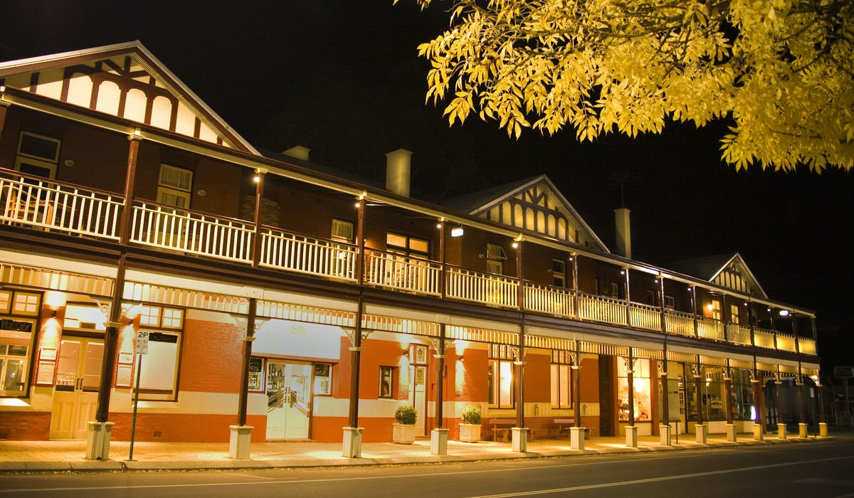 Home | The Bridgetown Hotel