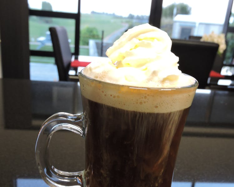 The Reservation take on an Irish Coffee The Reservation B&B Gore