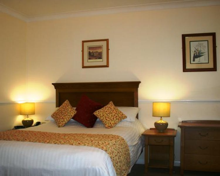 Queens Head Inn Double Room