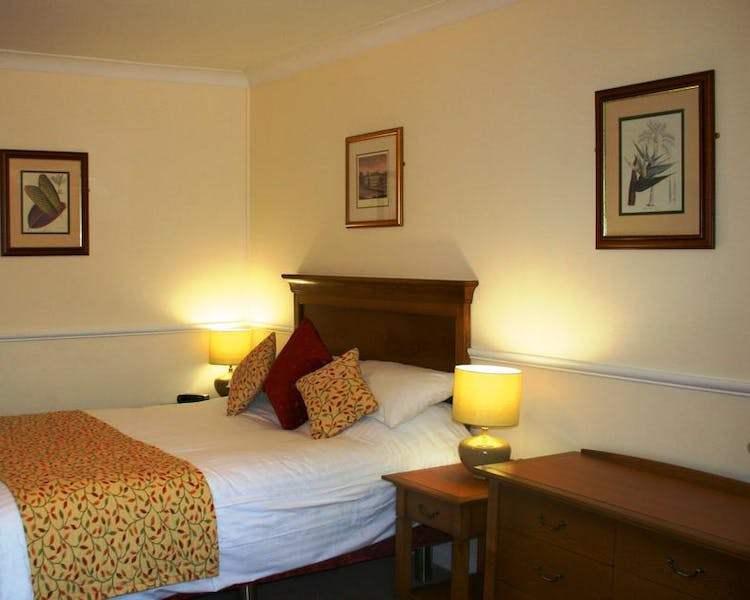 Quuens Head Inn Double Room