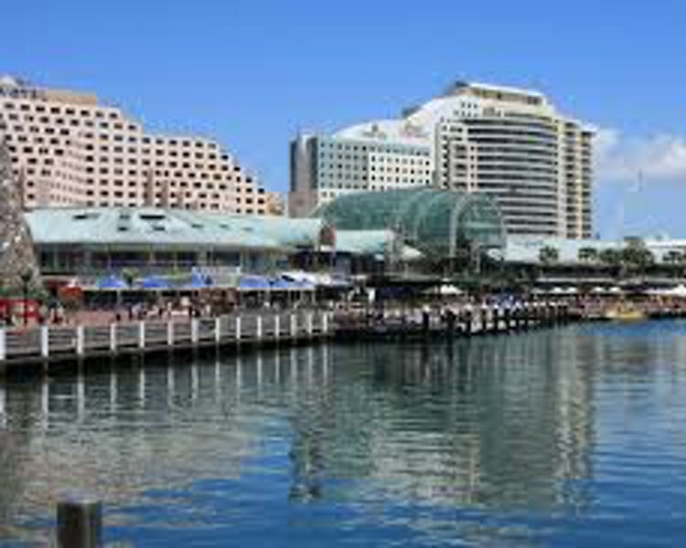 Darling Harbour shopping Centre