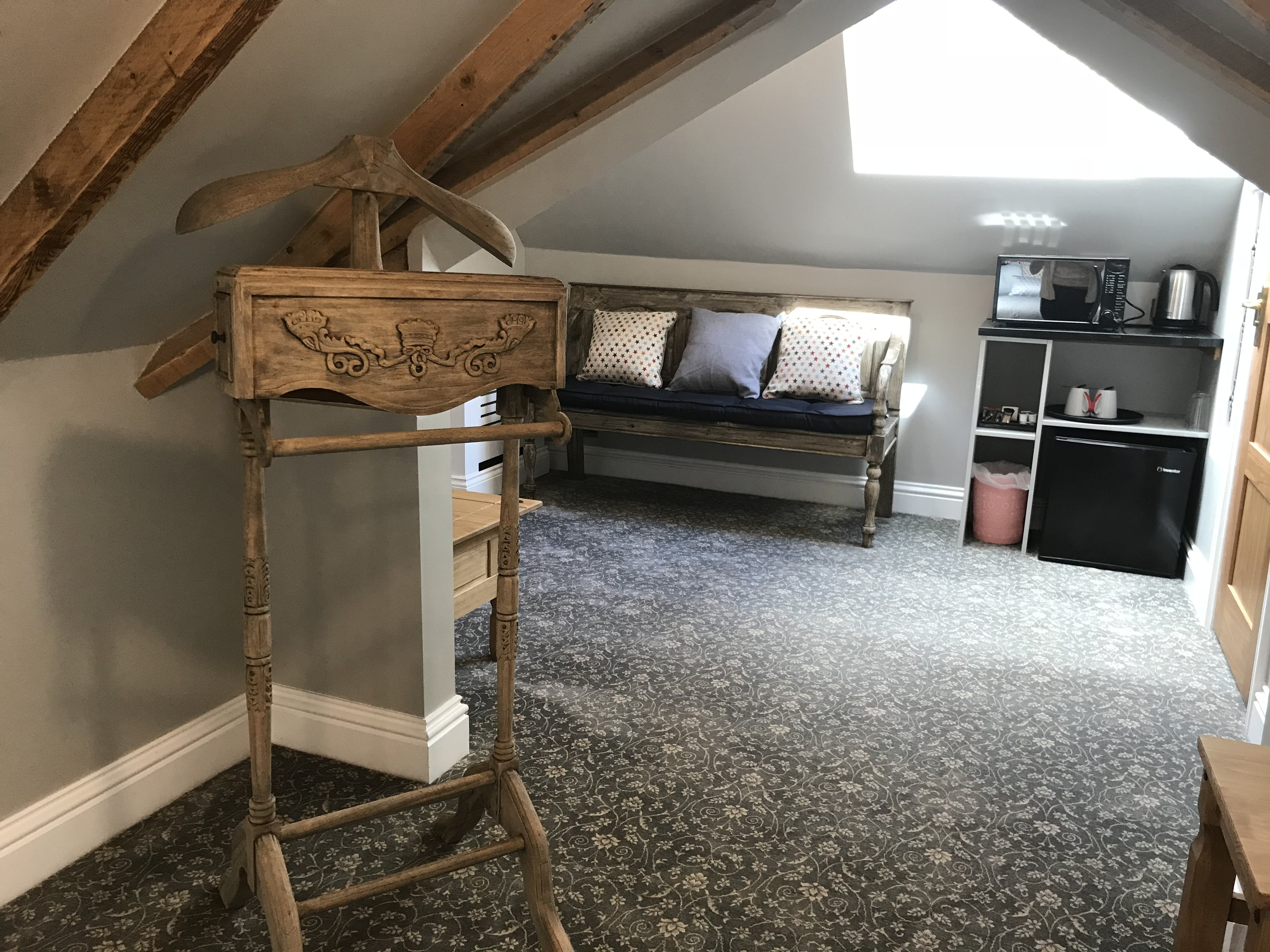 Avenue Deluxe Double En suite Lounge