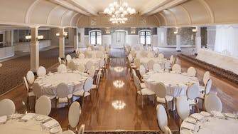 wedding suite in Mulroy Woods Hote