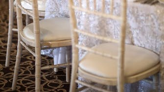 elegant chairs and simply devine weddings