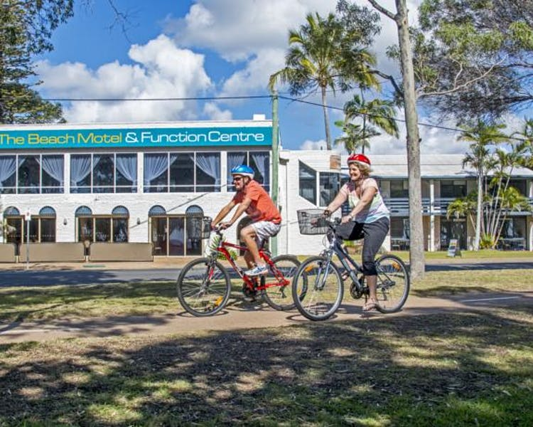 Bike hire in Hervey Bay