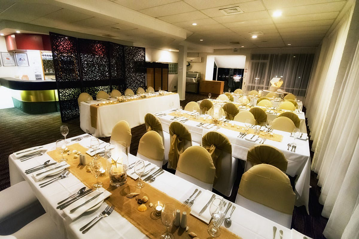 Fully licensed restaurant and function room in Hervey Bay