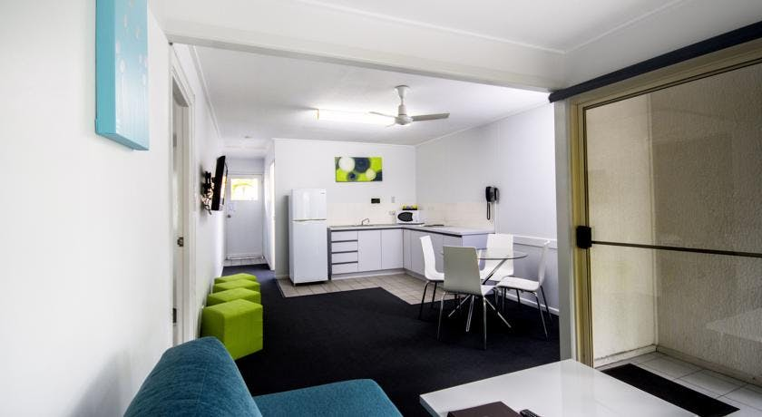 Perfect 2 bedroom family room at a great price in Hervey Bay