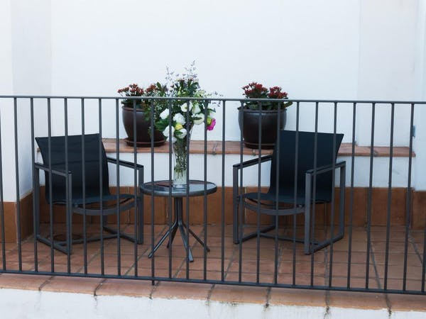 DELUXE one bedroom Penthouse private terrace. Aguilas5 SevillaSuites