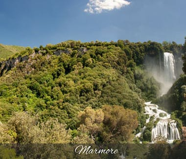 Marmore waterfall