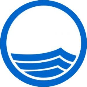 Blue Flag certification logo