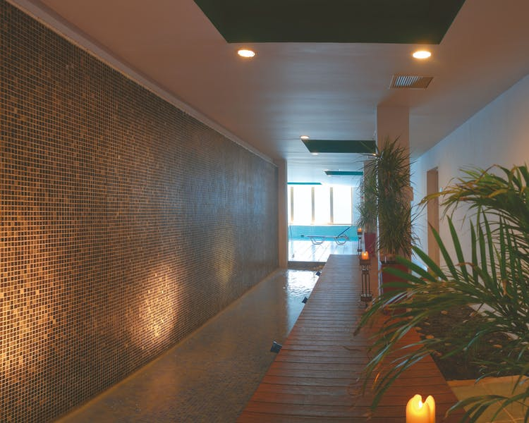 Spa areas