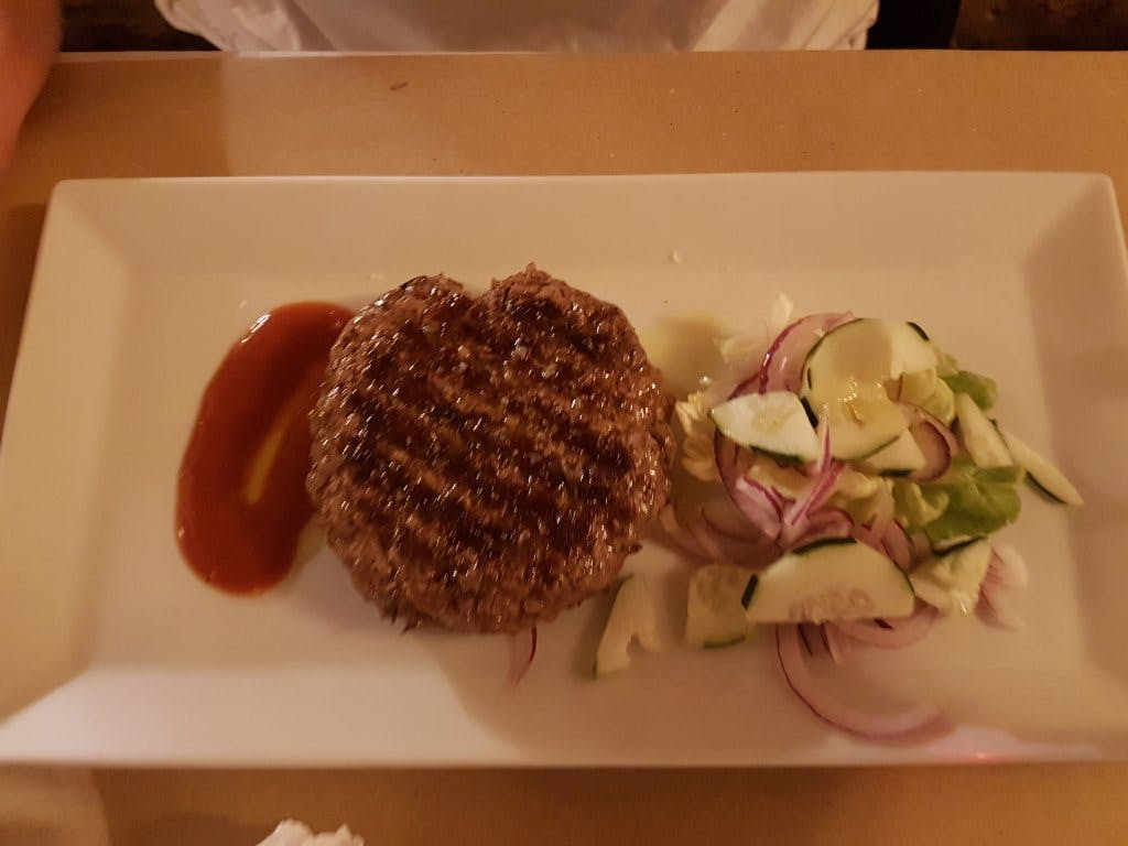 hamburger di chianina