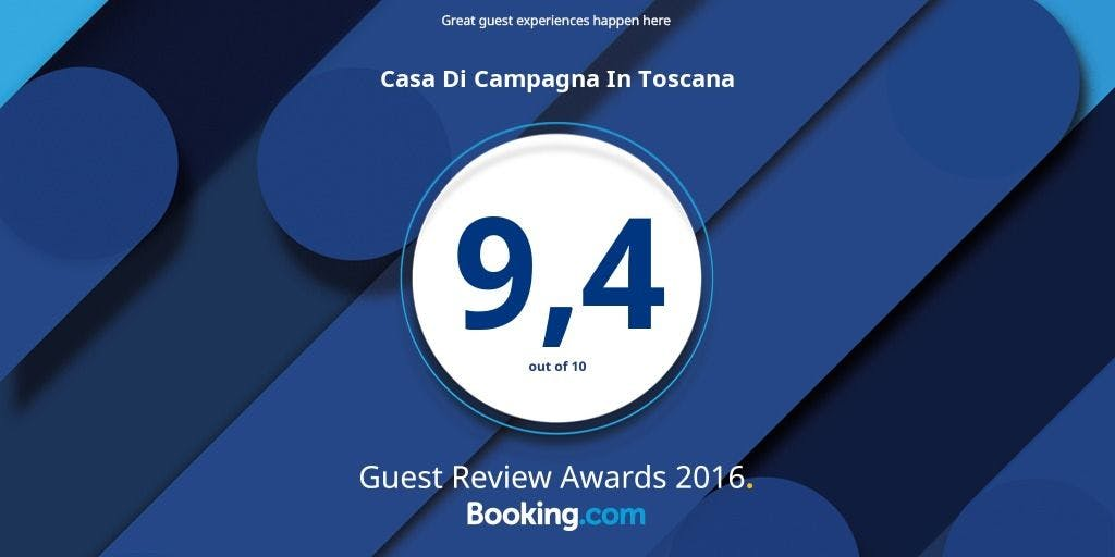 awards di booking.com