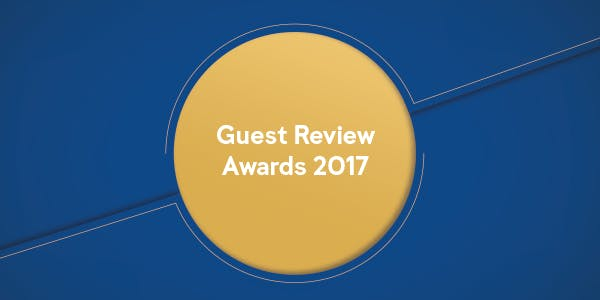 Guest review awards 2017