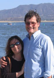 Current owners of the inn - Gail and Jeff Pedrick