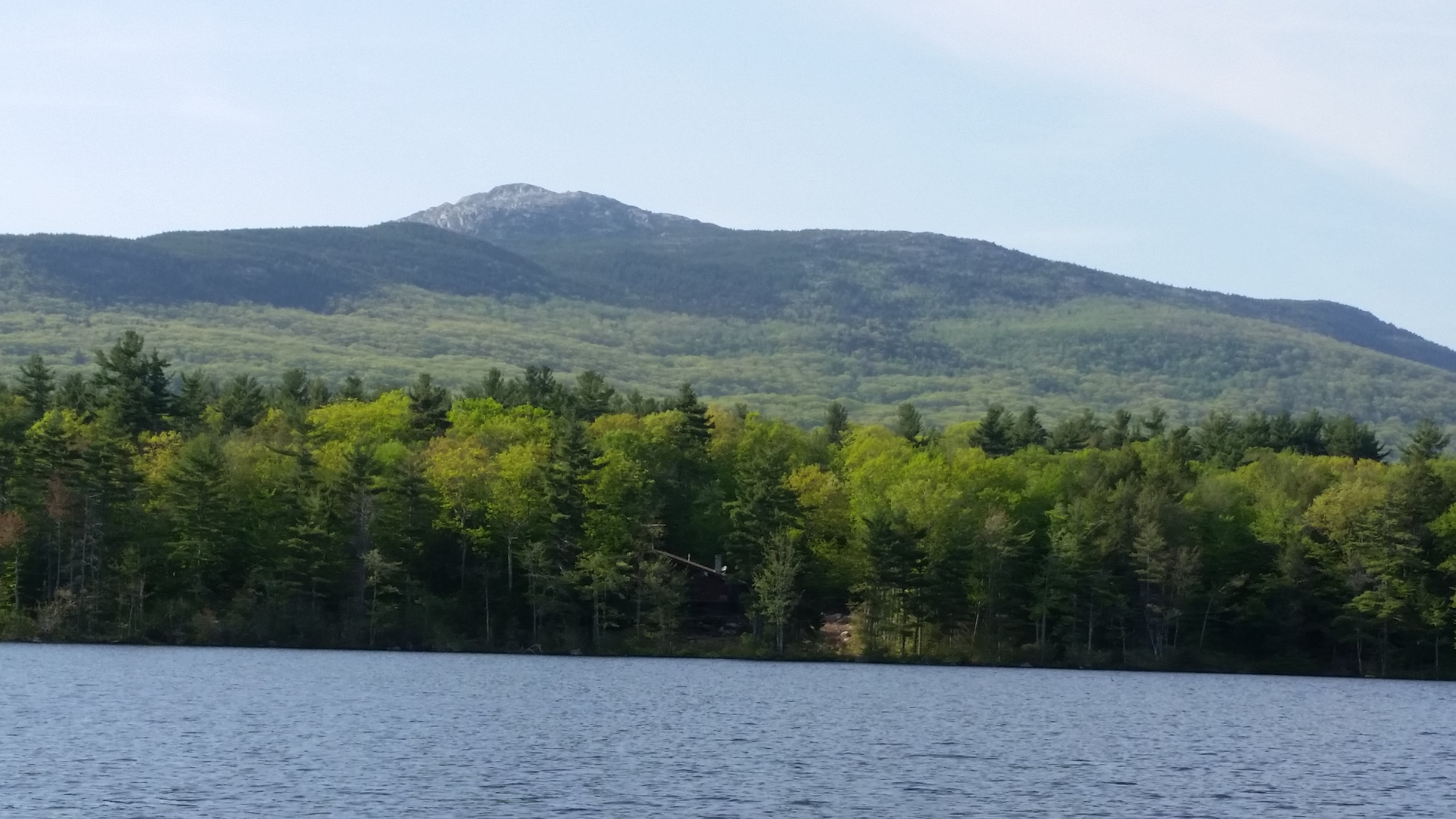 views of local mt. monadnock