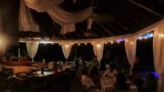 Barefoot Beach Bar for a Wedding dinner