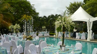 Some weddings are more elaborate than others, we can satisfy all your requirements