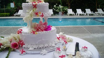 Wedding Cake, decor, picturesque setting, you bring the crowd