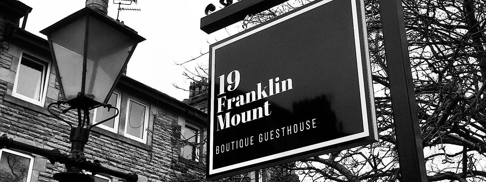 Exterior Franklin Mount Guesthouse