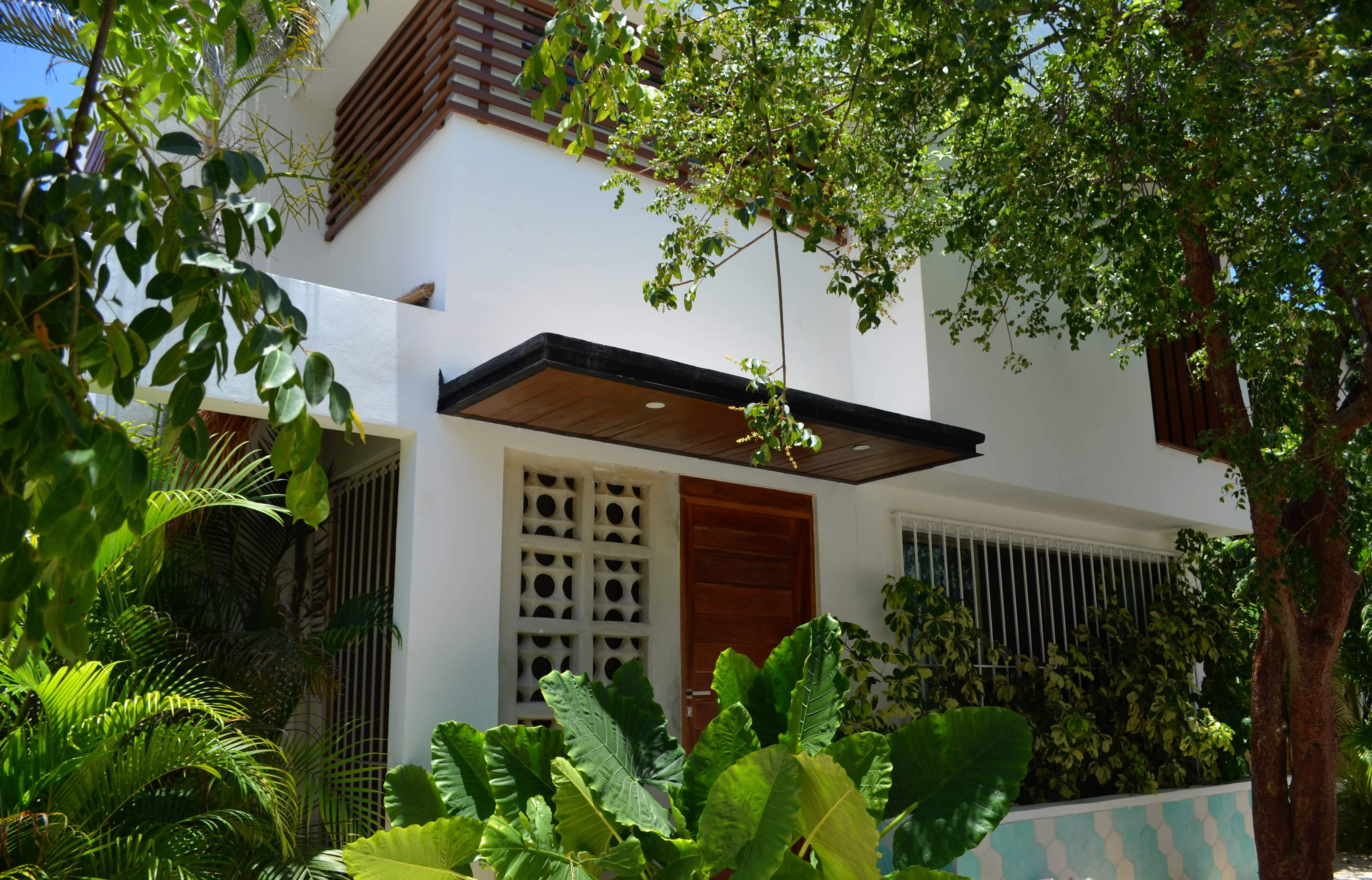 Guesthouse at Cancun Mexico