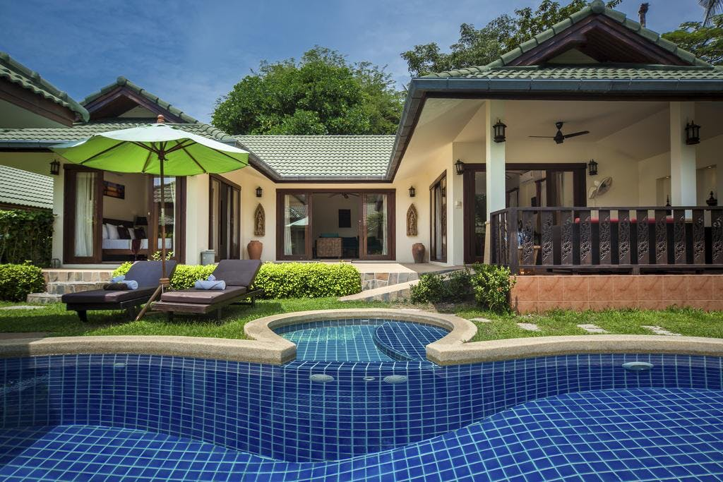 Deluxe Three-Bedroom Villa