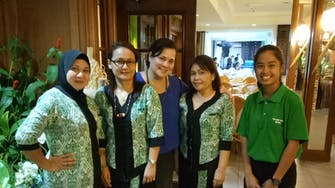Dulit Coffee House team with GM Audry