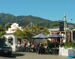 Success cafe in Coromandel Town