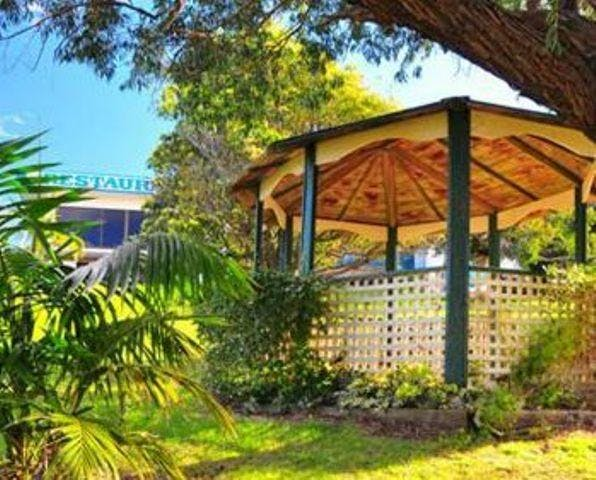 Shellharbour Resort external pic outdoor gazebo