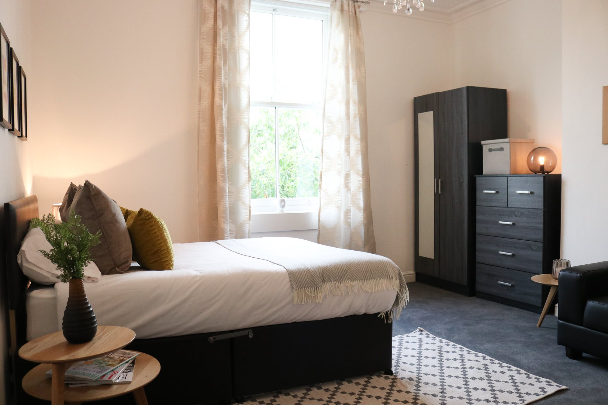 Luxury double room to rent in Liverpool City Centre