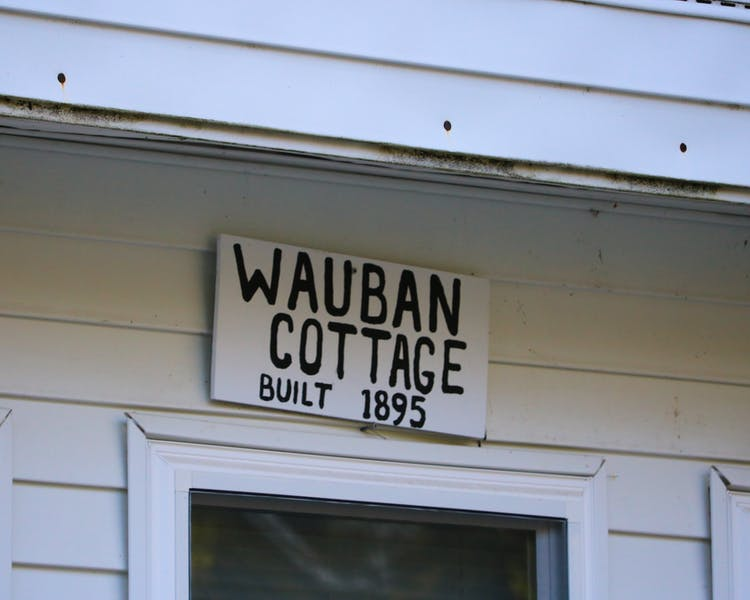 wauban is the indian name for facing east