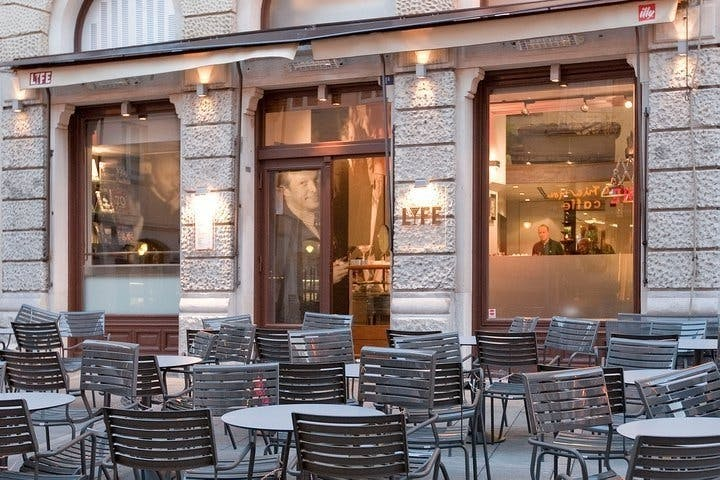 Cocktail e caffè a Trieste