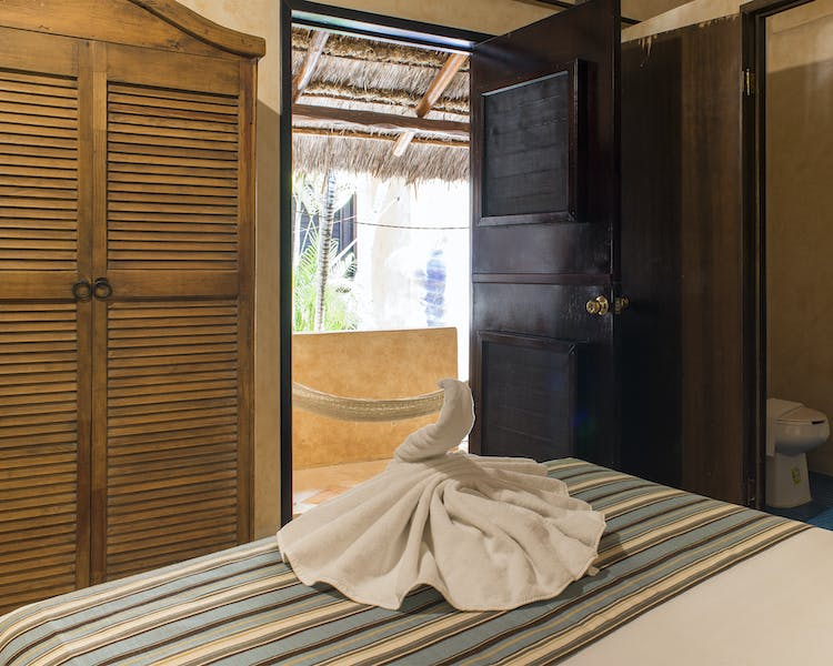 BARRIO LATINO HOTEL PLAYA DEL CARMEN ROOM