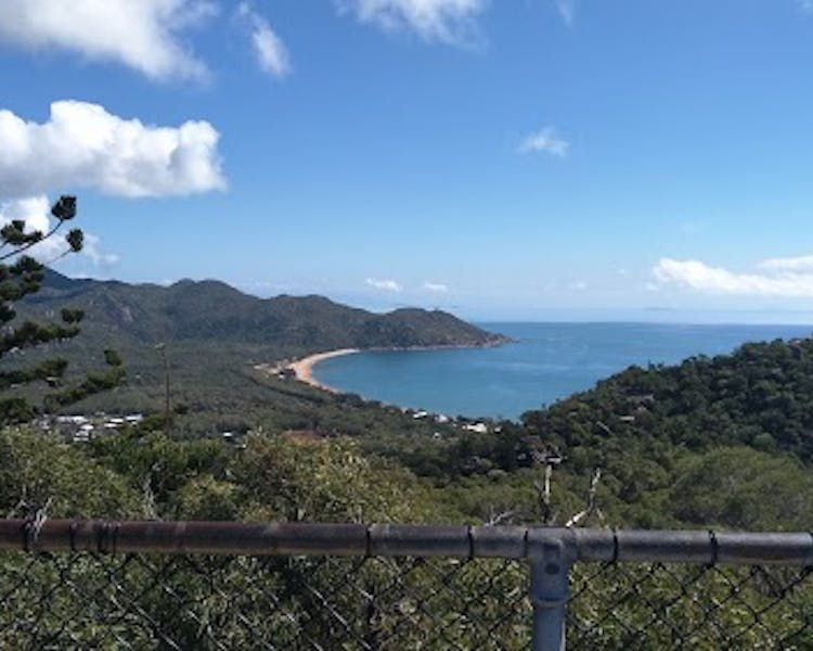 So many views from the hilltops on the island. Walks for all ages and levels of fitness in Magnetic Island national park.