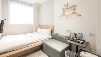 Japanese Double Room