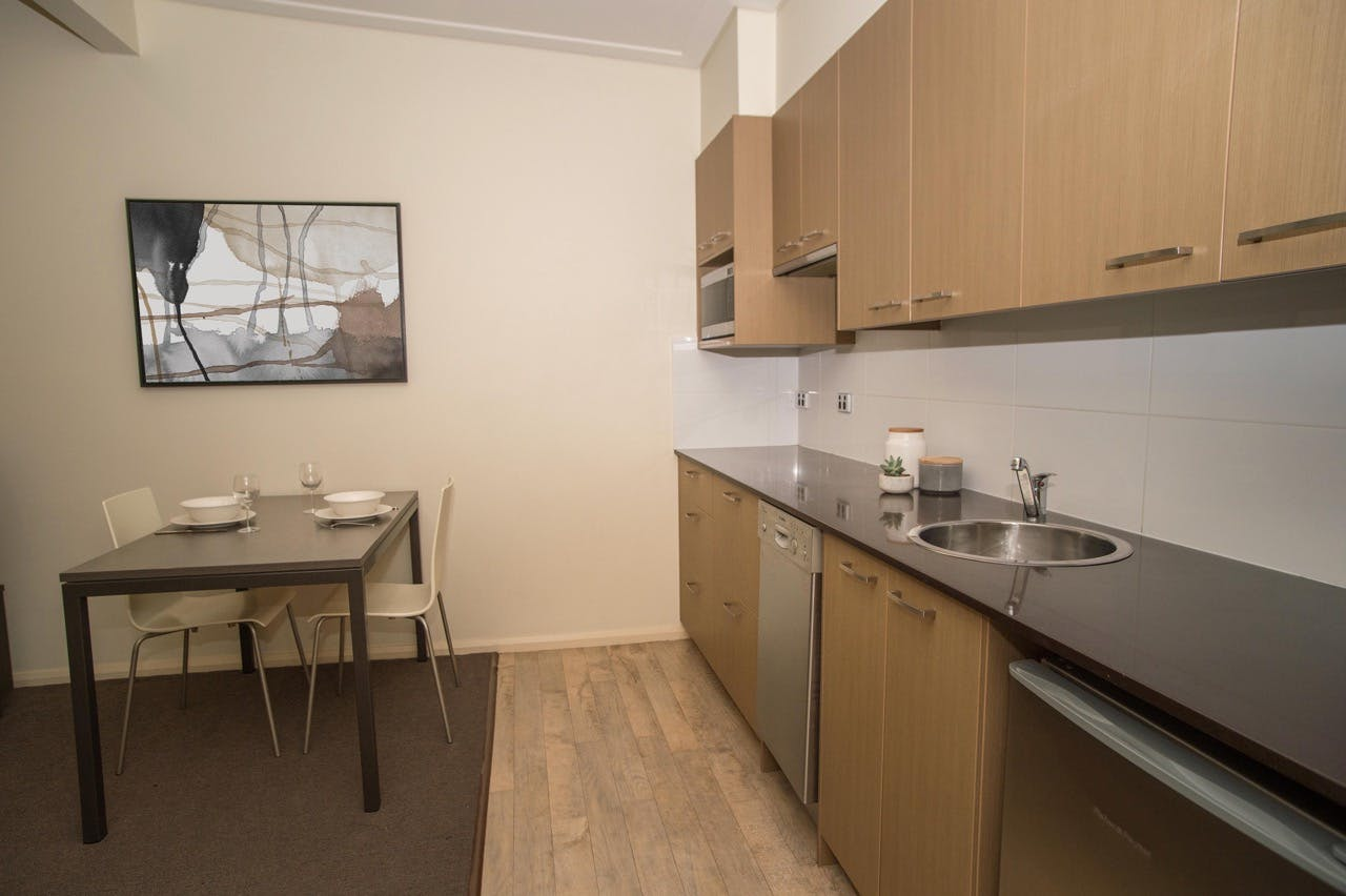 Portman House Scone Apartment One Bedroom Apartment