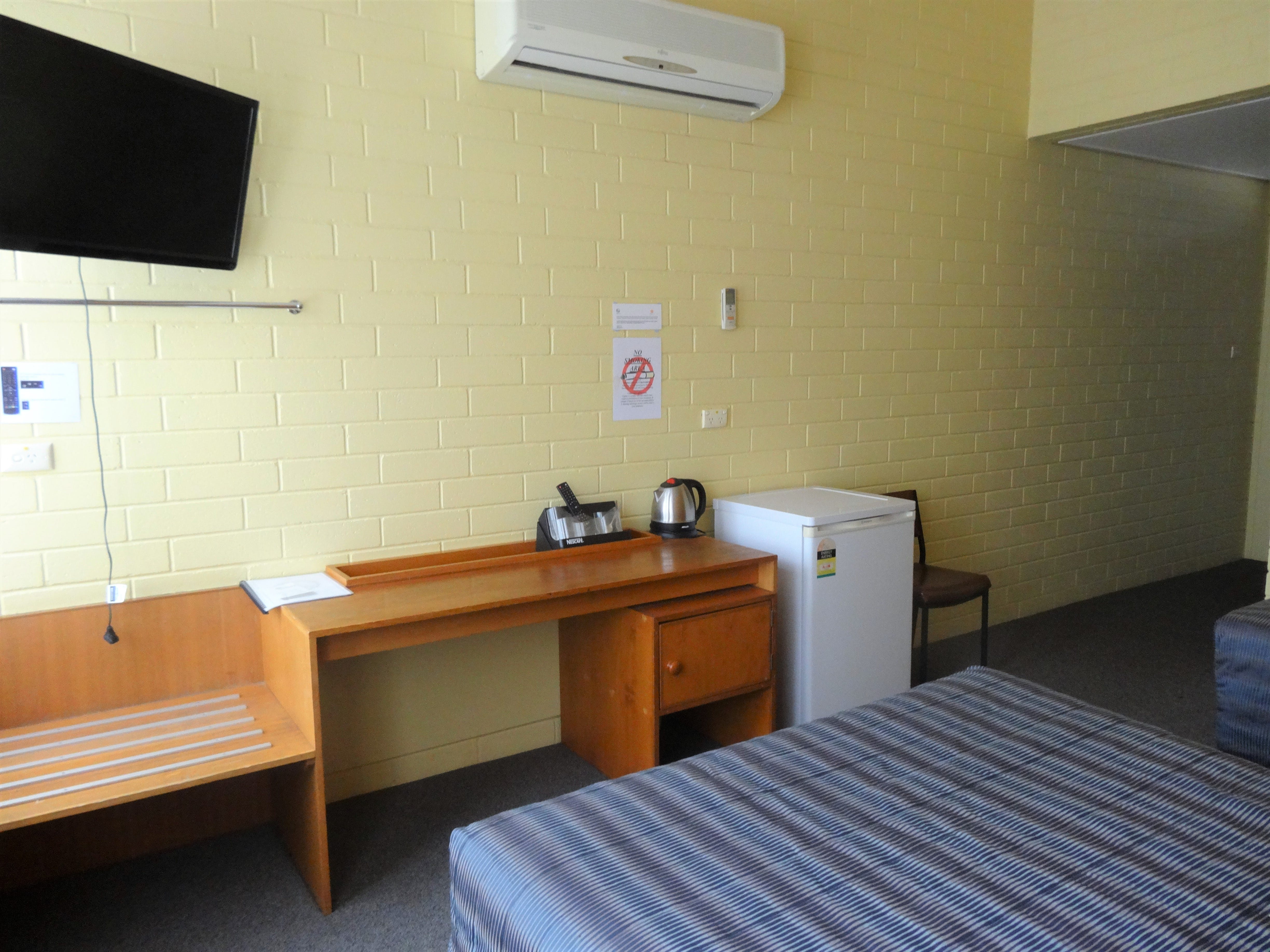 Motel Room, Leigh Creek Outback Resort, Flinders Ranges accommodation