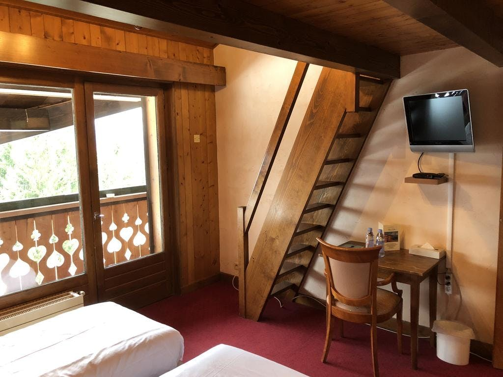 Family Room | Chalet Hotel Alpen Valley