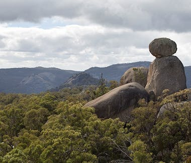 The Sphinx at Girraween National Park