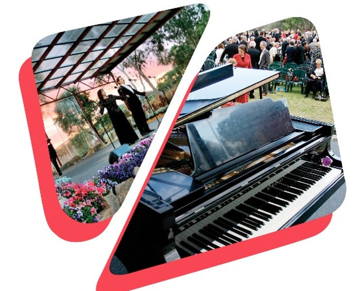 Opera in the Vineyard held annually at Ballandean Estate Winery