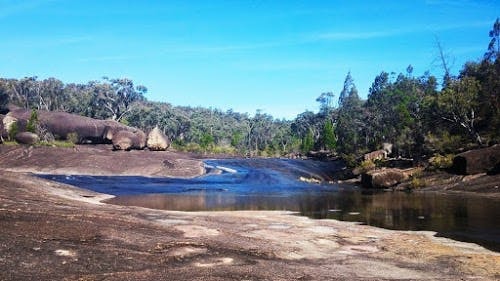 Girraween National Park - Great place to swim in summer.
