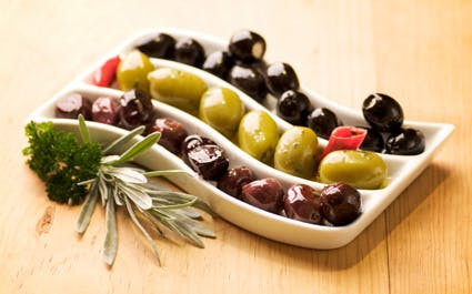 A stunning range of olives to taste at Mt. Stirling Olives - Glen Aplin - Local Attraction