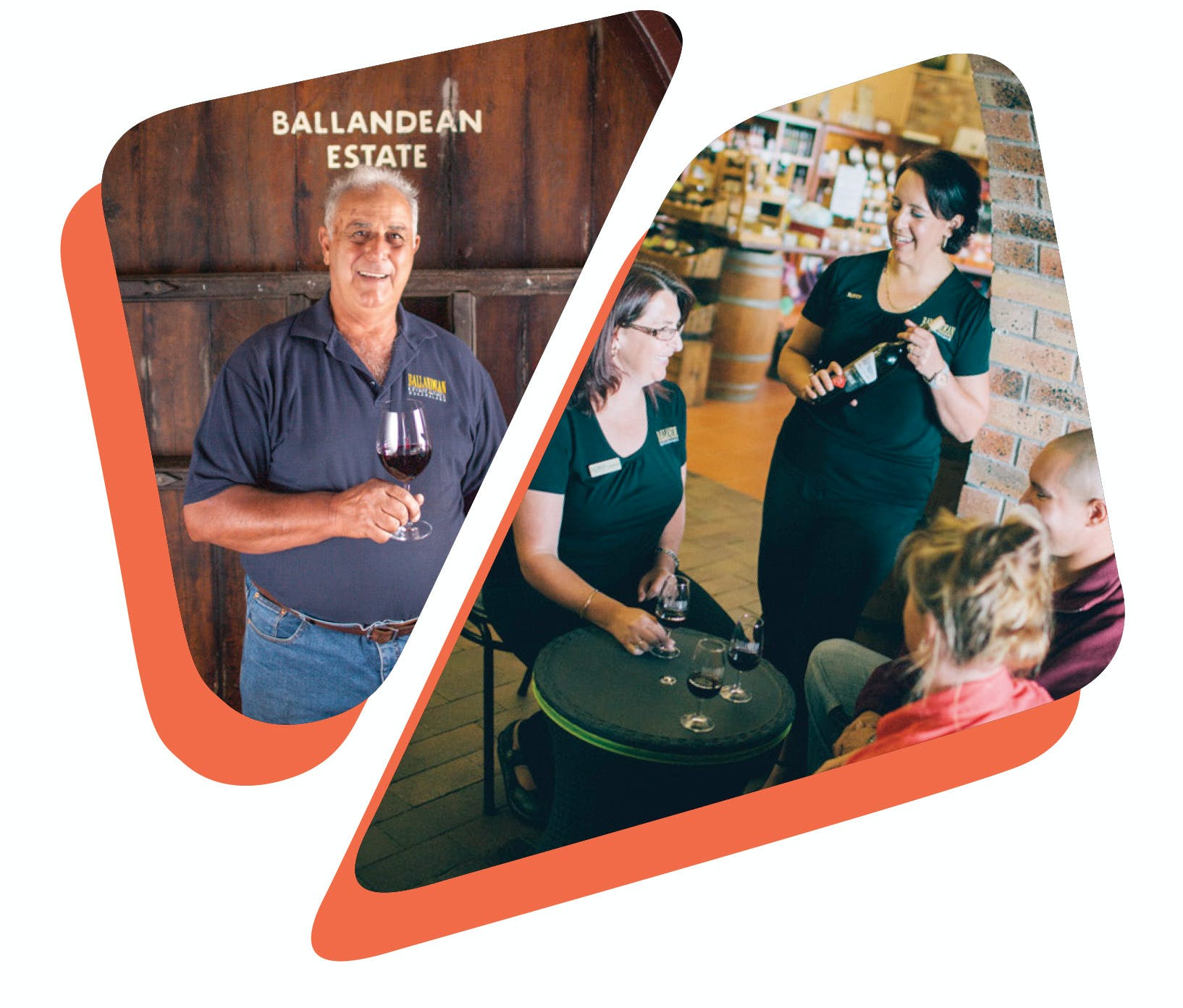 Well worth a visit Ballandean Estate Winery