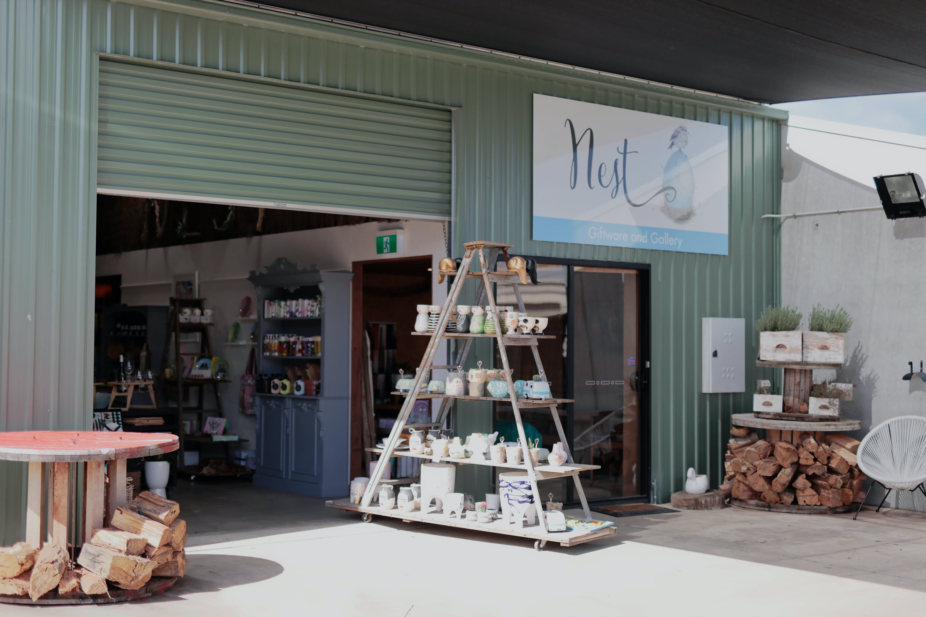 Nest Gallery And Studio Inverloch, Inverloch 3996,Inverloch,Dirty Three Wines, Sandymount Inverloch
