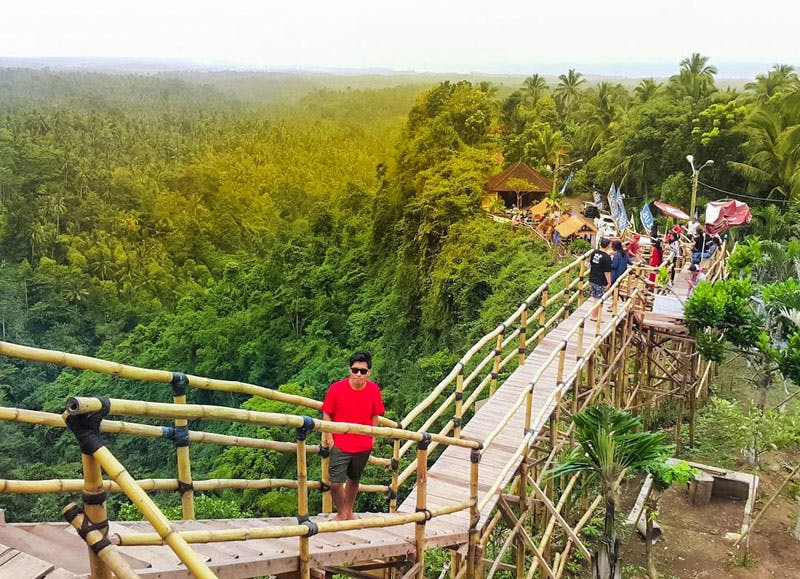 Green Cliff Yehembang - Attraction near Sea Medewi Resort