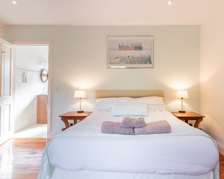 Double Room at Álaind Lodges B&B Sneem accommodation