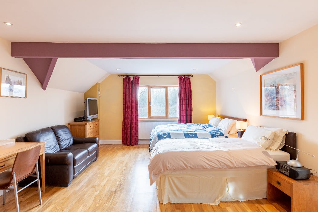 Fmaily Room at Álaind Lodges B&B Sneem accommodation