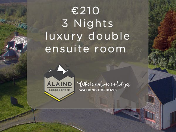 Solo Traveler Double Room 3 Night Special Offer at Alaind Lodges